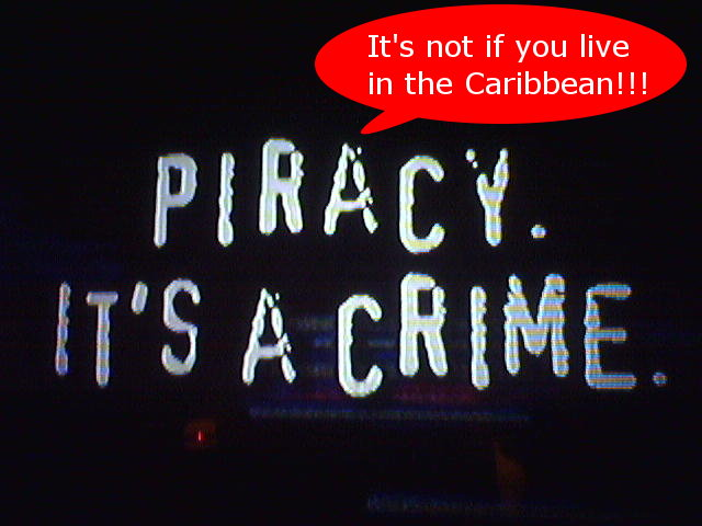 Privacy vs Piracy